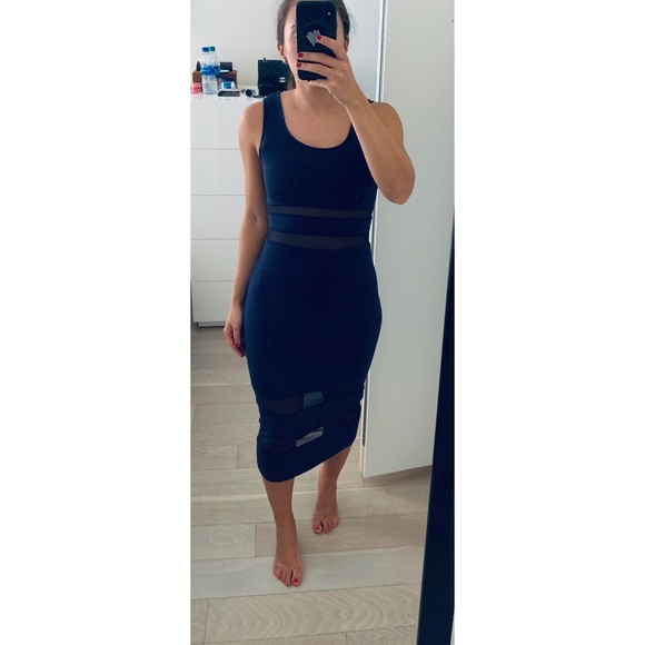 BCBGeneration Dresses & Skirts - BCBGeneration Cotton Dress